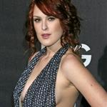 Rumer Willis resurfaces in red at D&G event in LA 29175