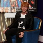 Rupert Grint promotes Cherrybomb DVD launch as Deathly Hallows 1 test screens in Chicago 67483