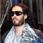 Russell Brand leaves the Soho Clinic, London 101616