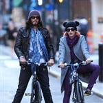 Katy Perry and Russell Brand spend first anniversary in New York  96982