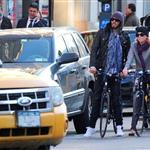 Katy Perry and Russell Brand spend first anniversary in New York  96986