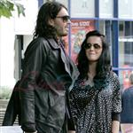Katy Perry and Russell Brand spotted together in London 48077