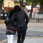 Katy Perry and Russell Brand spotted together in London 48079