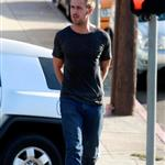 Ryan Gosling with a friend in LA  46144