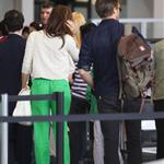 Ryan Gosling flies out of LAX to Montreal with Eva Mendes 116422