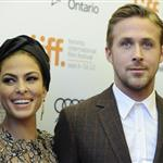 Eva Mendes and Ryan Gosling at the TIFF premiere of The Place Beyond The Pines 125528