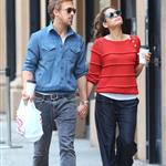 Ryan Gosling and Eva Mendes hold hands on a romantic walk in NYC 114218