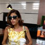 Eva Mendes on the coffee run for Ryan Gosling in Thailand  109894