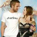 Ryan Gosling and Rachel McAdams at 2005 MTV Movie Awards  94376