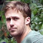 Ryan Gosling outside of a friend's place in Los Angeles 120539
