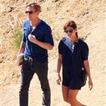 Ryan Gosling and Eva Mendes go hiking in Hollywood  94773
