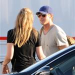 Ryan Gosling arrives for reshoots of Gangster Squad 124017