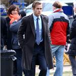 Ryan Gosling shoots The Ides of March  81990