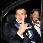 Ryan Lochte celebrates his 28th birthday in London 122797