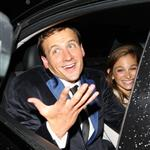 Ryan Lochte celebrates his 28th birthday in London 122800