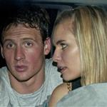 Ryan Lochte out in London 123017