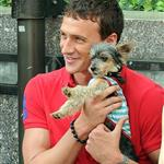 Ryan Lochte at The Today Show in NYC 124095