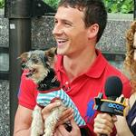 Ryan Lochte at The Today Show in NYC 124096