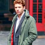 Ryan Phillippe films scenes for Damages in New York 103279
