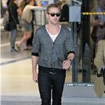 Ryan Gosling arrives back in LA from Cannes 61769