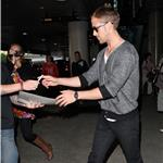 Ryan Gosling arrives back in LA from Cannes 61775