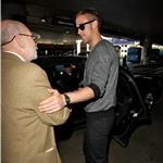 Ryan Gosling arrives back in LA from Cannes 61776