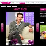 Ryan Reynolds on Us Weekly  105136