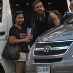 Ryan Gosling says goodbye in Thailand to crew of Only God Forgives  110189