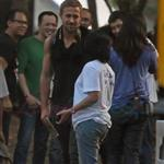 Ryan Gosling says goodbye in Thailand to crew of Only God Forgives  110193