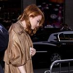 Emma Stone at opening night of Death Of A Salesman 109130