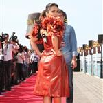 Salma Hayek and Antonio Banderas in Cannes for Puss in Boots 85079
