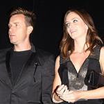 Ewan McGregor and Emily Blunt at the Salmon Fishing in the Yemen premiere. Photos from Ian Wilson/WENN.com 93895