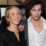 Sam Taylor-Wood Aaron Johnson in LA at Nowhere Boy screening 69884
