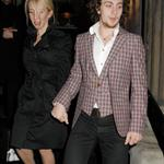 Sam Taylor-Wood receives Renaissance Woman of the Year Award from Harper's Bazaar with Aaron Johnson by her side  72145