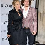 Sam Taylor-Wood receives Renaissance Woman of the Year Award from Harper's Bazaar with Aaron Johnson by her side  72147