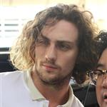Aaron Taylor-Johnson poses for photos in Toronto  125245