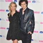 Sam Taylor-Wood and Aaron Johnson at the Glamour Magazine Awards in June 64693