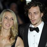 Sam Taylor-Wood and Aaron Johnson attend the GQ Man of the Year awards 68379