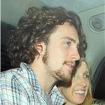 Sam Taylor-Wood and Aaron Johnson leaving Claridges Hotel 91787