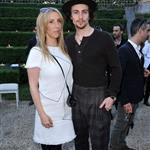 Sam Taylor-Wood and Aaron Johnson attend the Chanel 2012/13 Cruise Collection at Chateau de Versailles 114528