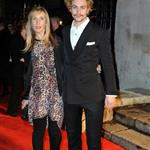 File photos of Sam Taylor-Wood and Aaron Johnson 118410