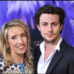 Sam Taylor-Wood and Aaron Johnson  59699