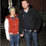 Sam Worthington attends the Man On A Ledge Screening in NYC 103491