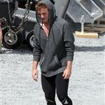 First photos of Sam Claflin as Finnick in Catching Fire 126313