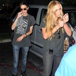 Samantha out with Drea de Matteo 43242