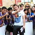 Sam Worthington at Giffoni Experience in Italy 2010  66224
