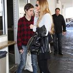 Lindsay Lohan and Samantha Ronson at diamond shoppe 27057