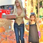 Shauna Sand at the pumpkin patch last month 51198