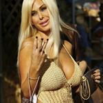 Shauna Sand at the pumpkin patch last month 51201