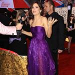 Sandra Bullock at the Golden Globes 2010 53578